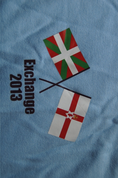 EXCHANGE PART II; NORTHERN IRELAND- BASQUE COUNTRY