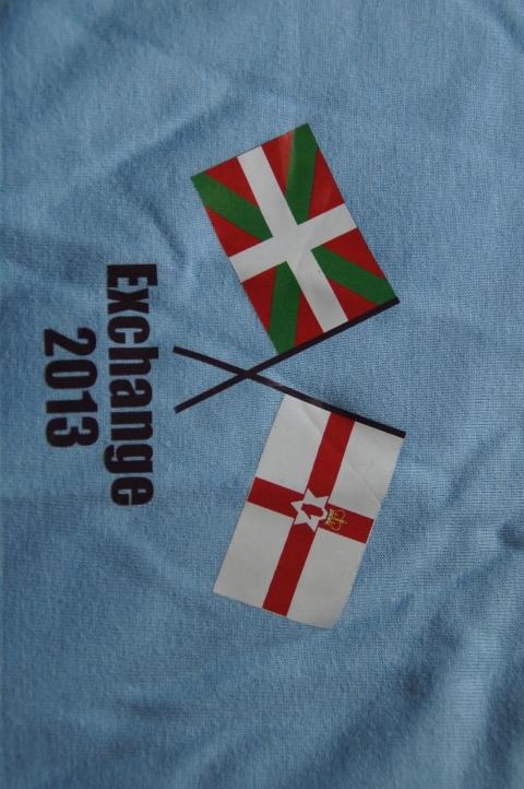 EXCHANGE PART II; NORTHERN IRELAND- BASQUE COUNTRY